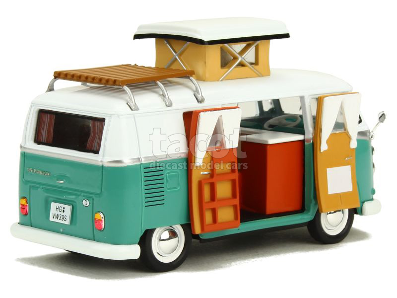 volkswagen combi so42 westfalia 1966 ixo 1 43 autos miniatures tacot. Black Bedroom Furniture Sets. Home Design Ideas