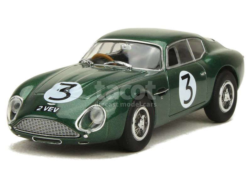 86123 Aston Martin DB4 GT Zagato Goodwood 1961