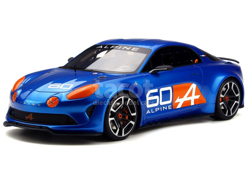 86154 Alpine Celebration Le Mans 2015