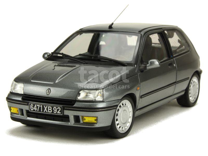 voiture miniature renault clio 1 43 1 18 autos miniatures tacot. Black Bedroom Furniture Sets. Home Design Ideas