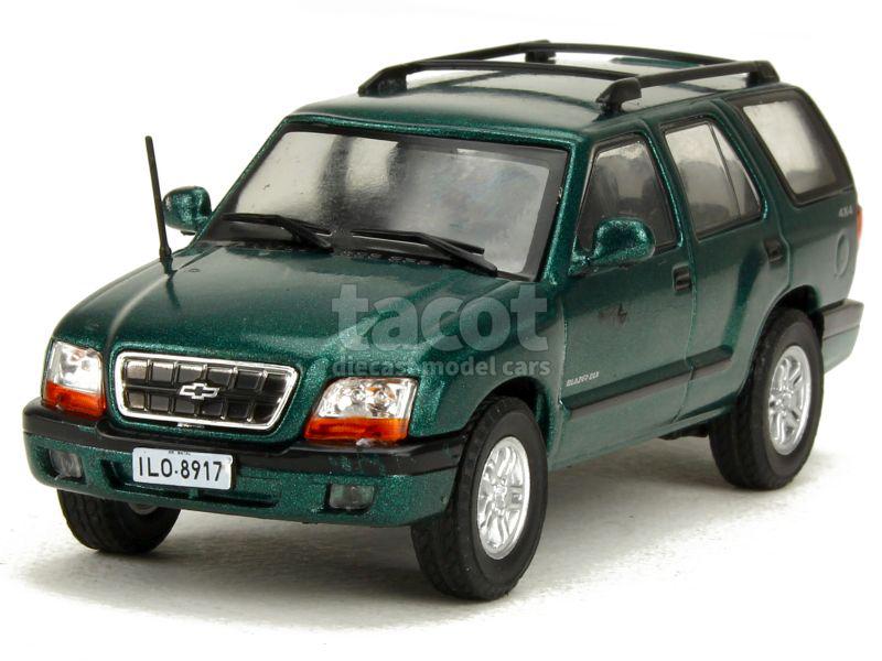 86333 Chevrolet Blazer Phase Ii 2002