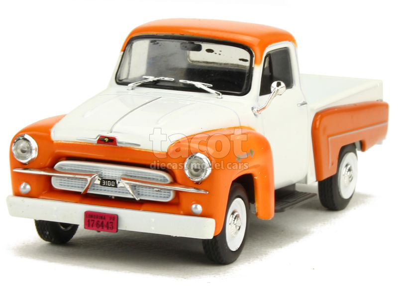 86341 Chevrolet 3100 Brasil Pick-Up 1959