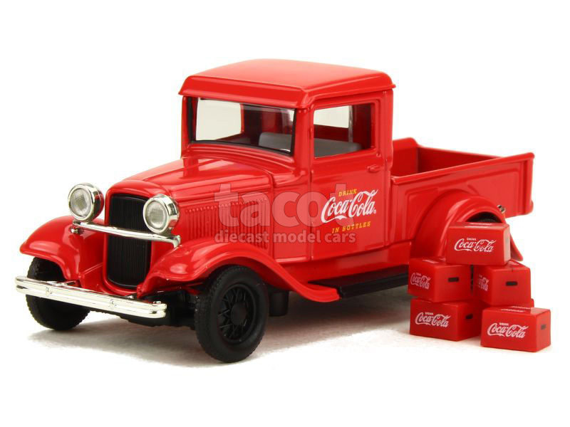 86416 Ford Model A Pick-Up Coca-Cola 1934