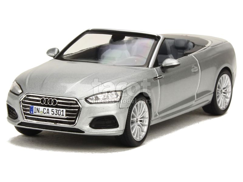 86452 Audi New A5 Cabriolet 2017