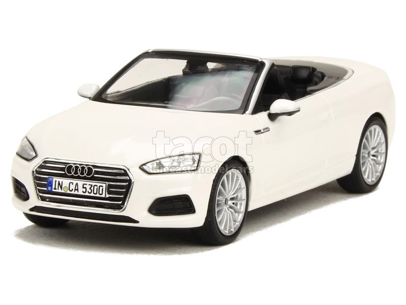 86453 Audi New A5 Cabriolet 2017