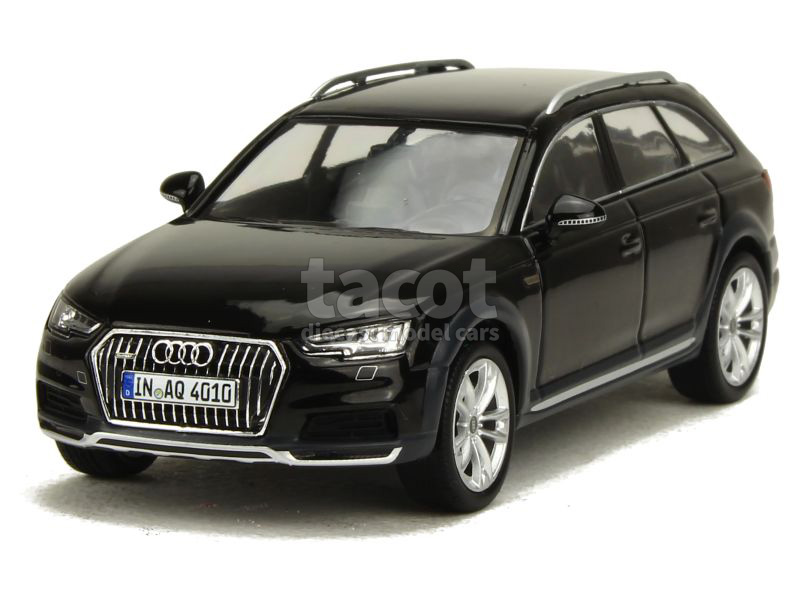 86522 Audi New A4 Allroad 2017