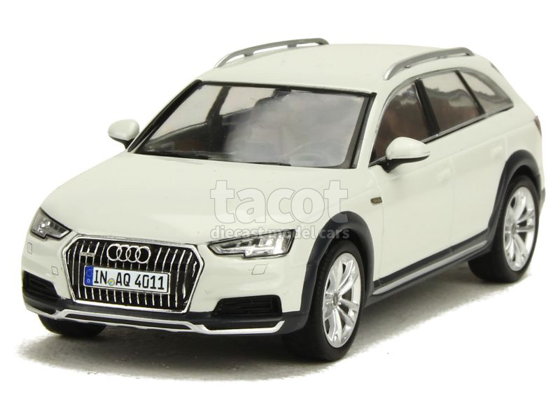 86523 Audi New A4 Allroad 2017