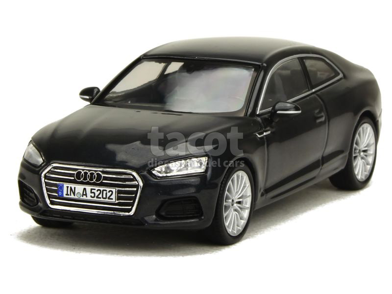 86528 Audi New A5 Coupé 2017