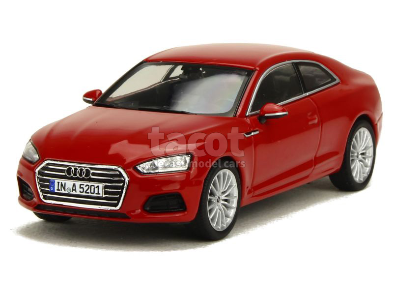 86529 Audi New A5 Coupé 2017