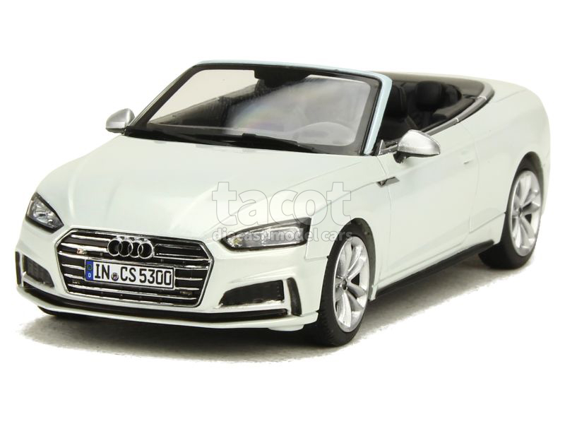 86617 Audi A5 S5 Cabriolet 2017