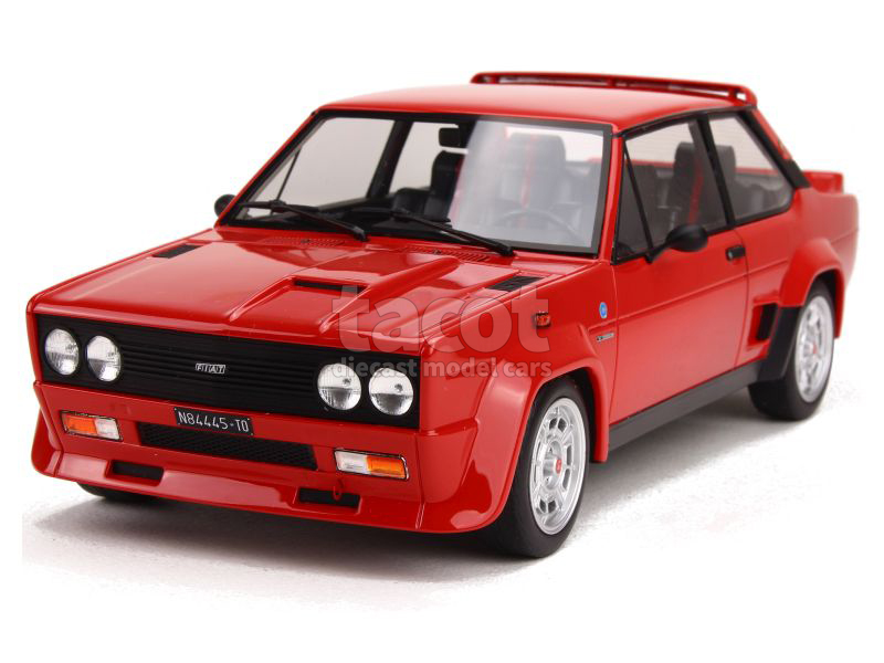 86618 Fiat 131 Abarth Stradale 1976