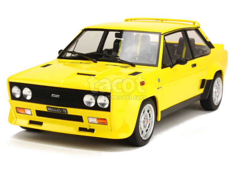 86620 Fiat 131 Abarth Stradale 1976