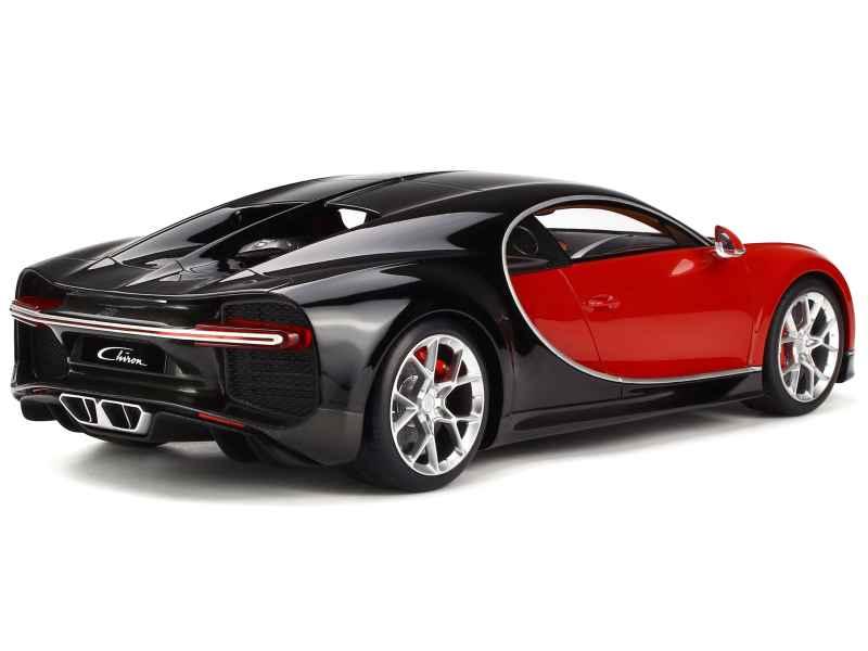 bugatti chiron 2016 gt spirit 1 12 autos miniatures tacot. Black Bedroom Furniture Sets. Home Design Ideas