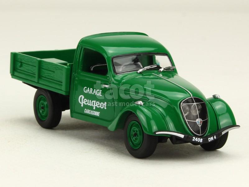 peugeot 202 pick up 1947 norev 1 43 autos miniatures tacot. Black Bedroom Furniture Sets. Home Design Ideas
