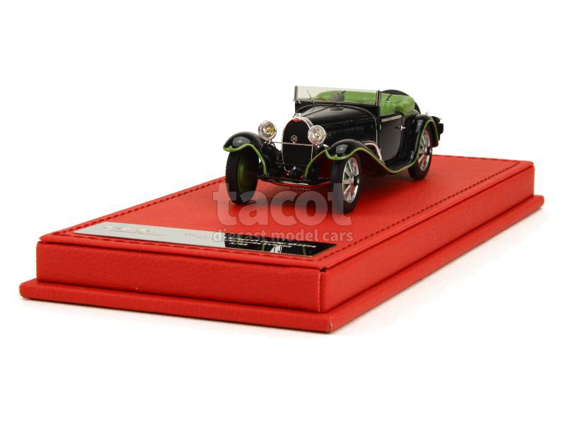 86763 Bugatti Type 55 Cabriolet Billeter & Cartier