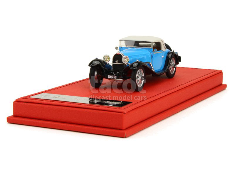 86764 Bugatti Type 55 Cabriolet Billeter & Cartier