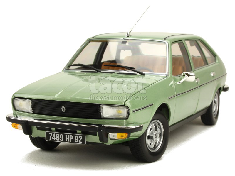 Norev - Renault R20 TS 1978 - 1/18