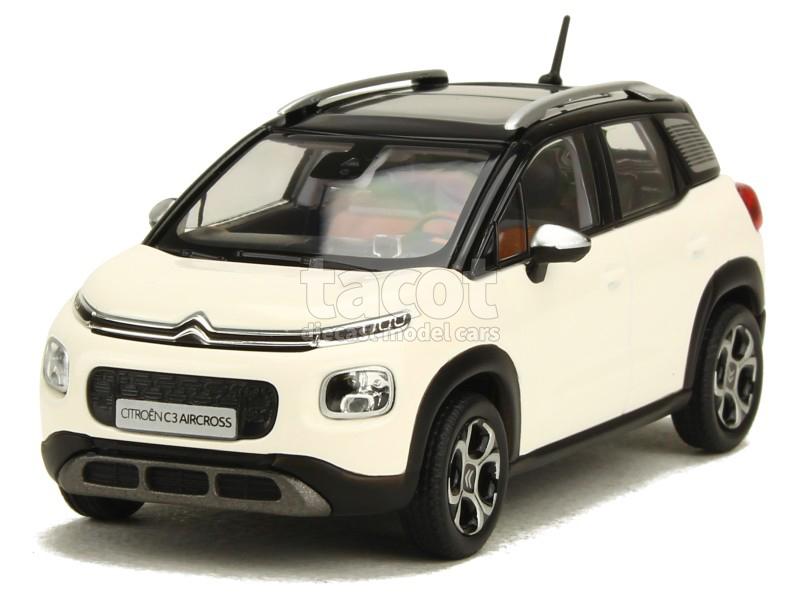 citro n new c3 aircross 2017 norev 1 43 autos miniatures tacot. Black Bedroom Furniture Sets. Home Design Ideas