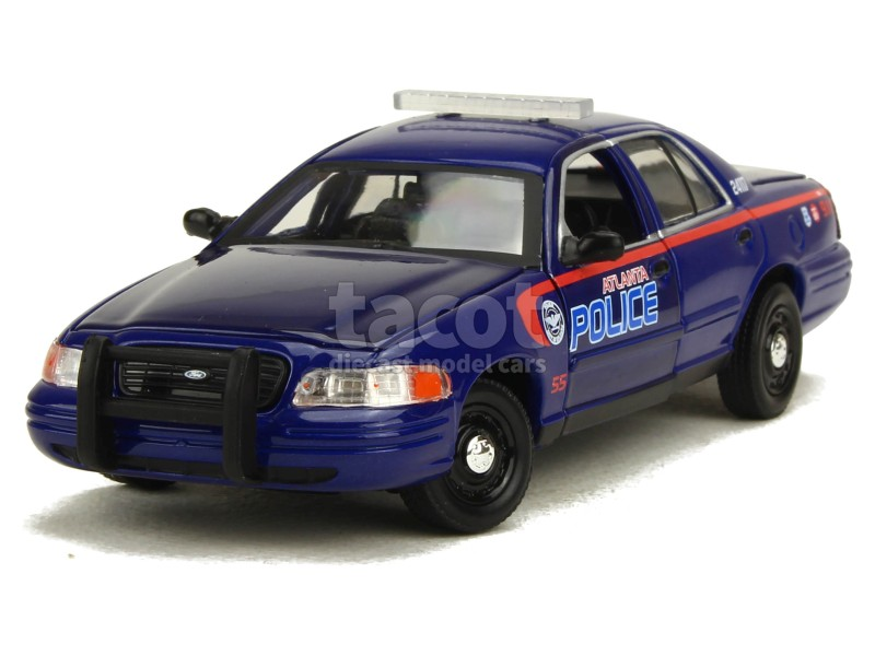 86866 Ford Crown Victoria Police 2001