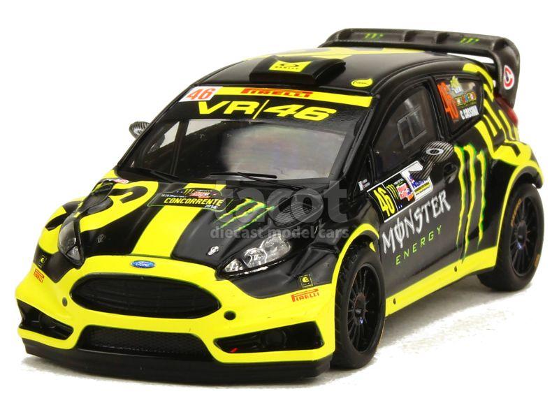 IXO - Ford Fiesta RS WRC Monza 2014 - 1 43