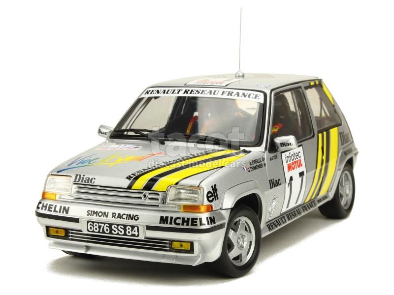 Norev - Renault Supercinq GT Turbo Tour de Corse 1989 - 1 18