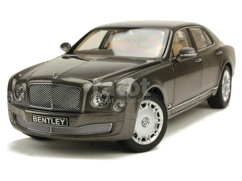 86941 Bentley Mulsanne 2010