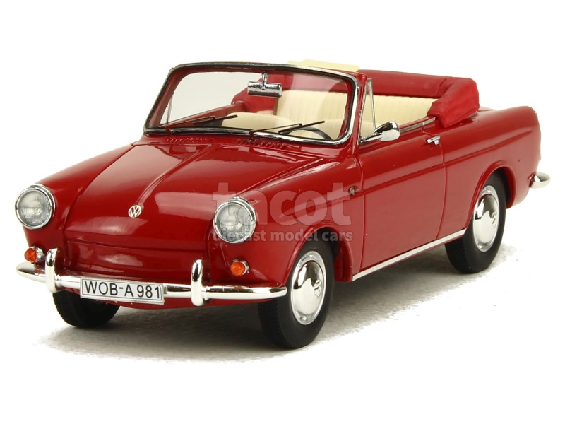1 Voiture Volkswagen Tacot 1 43amp; Autos Miniature 18 Miniatures wvn0mNO8