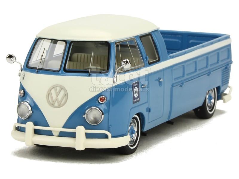 autocult volkswagen combi t1 double cabine pick up 1963 1 43 ebay. Black Bedroom Furniture Sets. Home Design Ideas