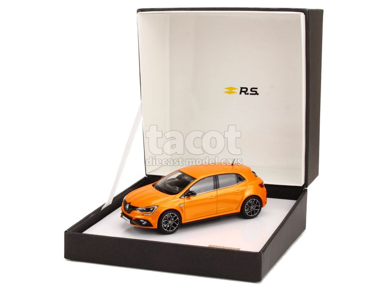 86984 Renault New Mégane IV RS 2018