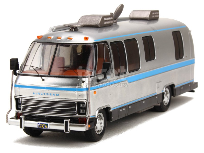 87020 Airstream Exella 280 Turbo 1981