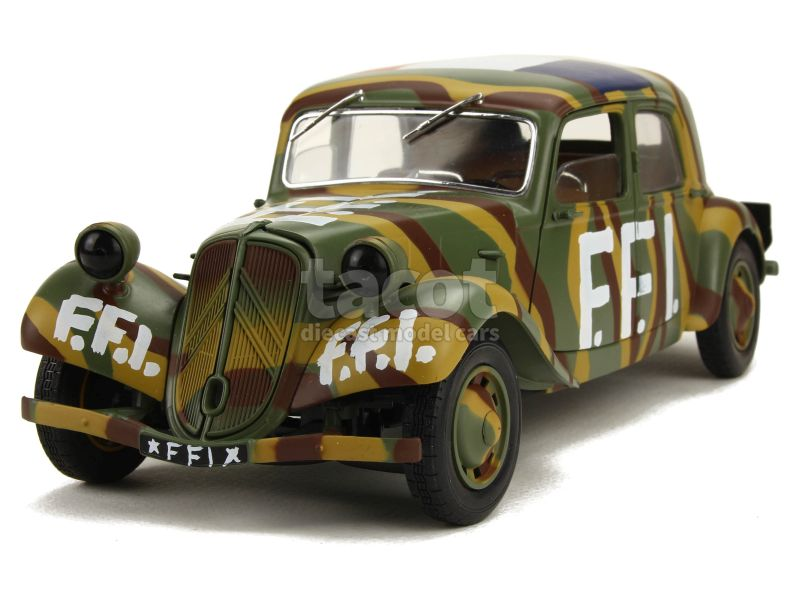 87048 Citroën Traction 11CV FFI 1944
