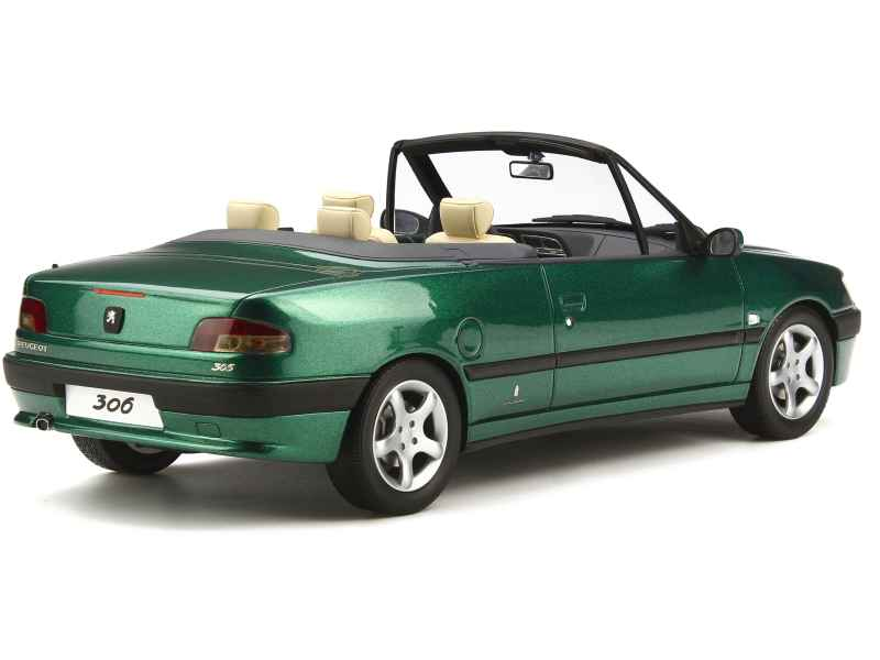 peugeot 306 cabriolet roland garros 1999 ottomobile. Black Bedroom Furniture Sets. Home Design Ideas