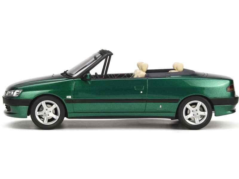 peugeot 306 cabriolet roland garros 1999 ottomobile 1 18 autos miniatures tacot. Black Bedroom Furniture Sets. Home Design Ideas