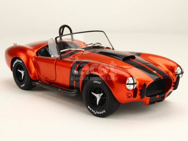 shelby cobra 427 mkii 1965 solido 1 18 autos miniatures tacot. Black Bedroom Furniture Sets. Home Design Ideas