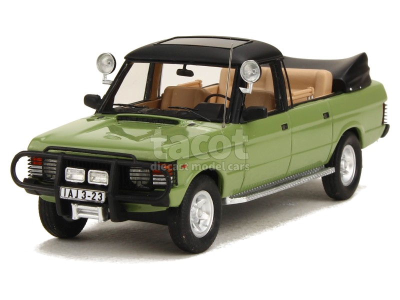 87152 Land Rover Range Rover Rometsch Hunting Car