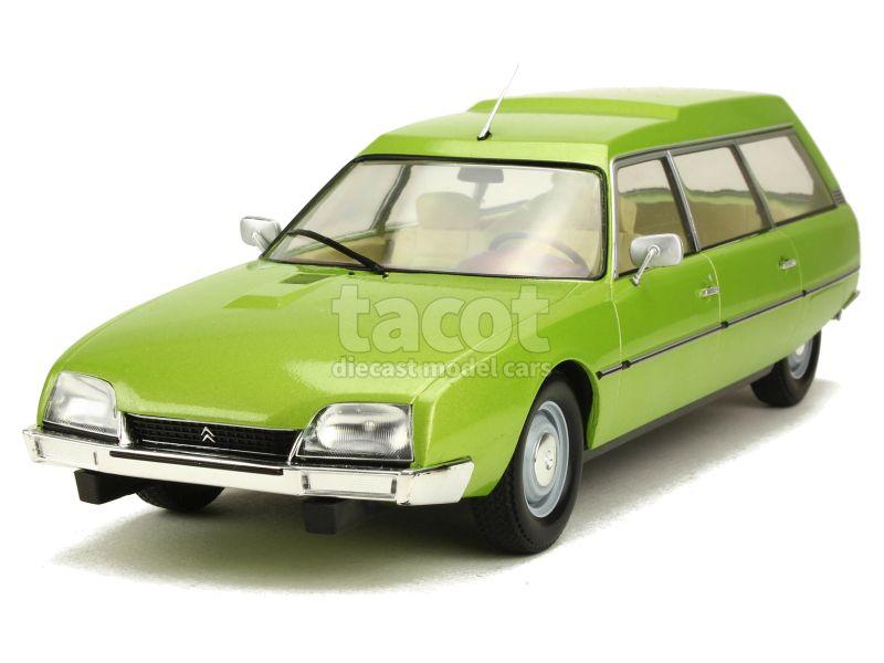 voiture miniature citro n cx 1 43 1 18 autos miniatures tacot. Black Bedroom Furniture Sets. Home Design Ideas