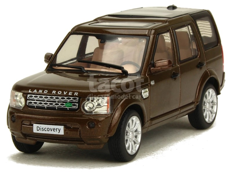 87205 Land Rover Discovery 4 2014