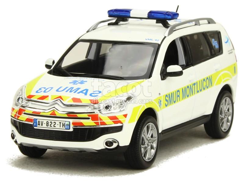 norev citro n c crosser ambulance 2011 1 43 ebay. Black Bedroom Furniture Sets. Home Design Ideas