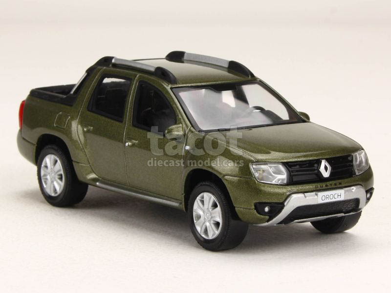 renault duster oroch 2015 norev 1 43 autos miniatures tacot. Black Bedroom Furniture Sets. Home Design Ideas