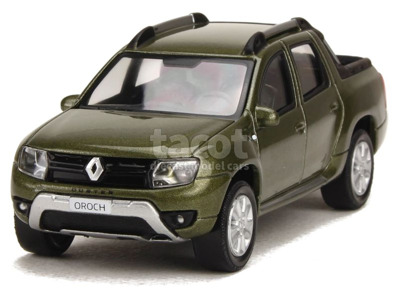 87296 Renault Duster Oroch 2015