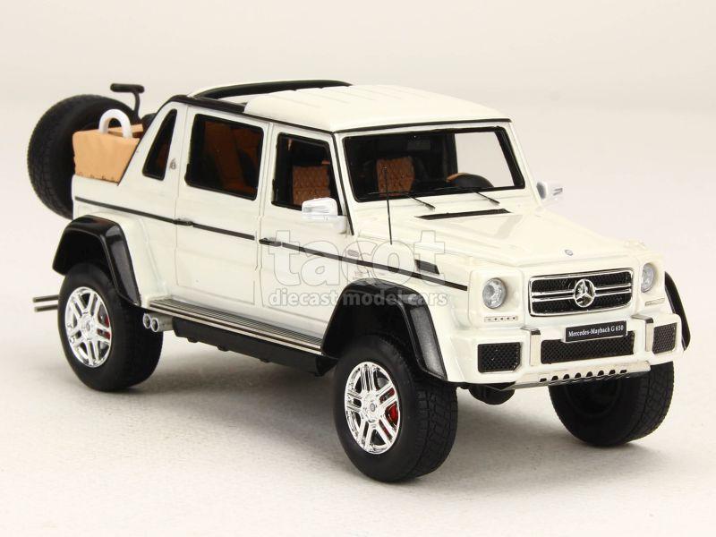 maybach g650 mercedes landaulet 2017 glm 1 43 autos miniatures tacot. Black Bedroom Furniture Sets. Home Design Ideas
