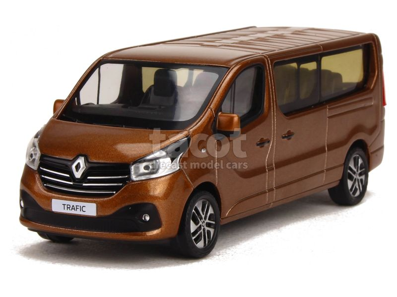 norev renault trafic iii combi grand intens 2018 1 43 ebay. Black Bedroom Furniture Sets. Home Design Ideas