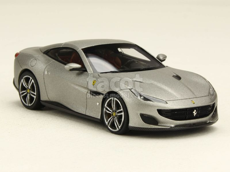 ferrari portofino 2017 looksmart 1 43 autos miniatures tacot. Black Bedroom Furniture Sets. Home Design Ideas