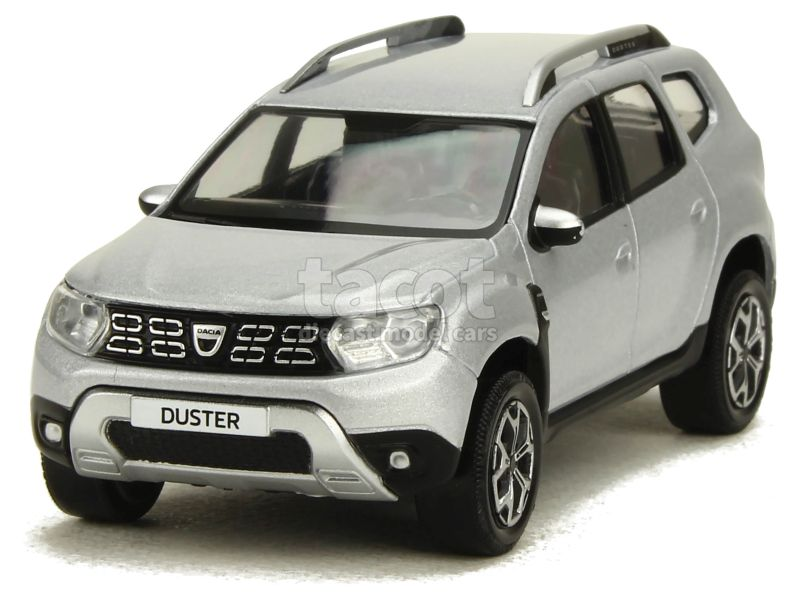 renault dacia new duster 2018 norev 1 43 autos miniatures tacot. Black Bedroom Furniture Sets. Home Design Ideas