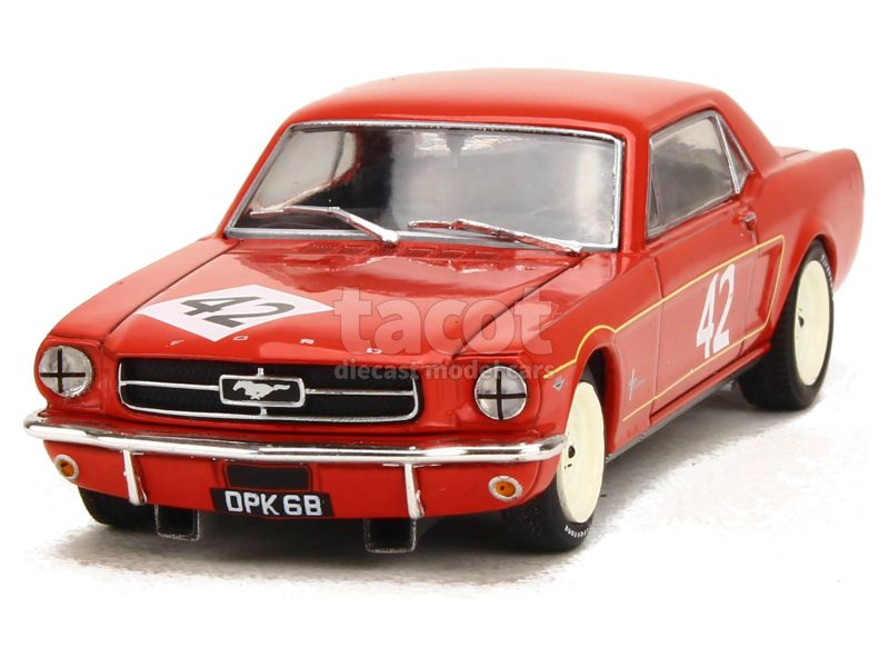 voiture miniature ford mustang 1 43 1 18 autos. Black Bedroom Furniture Sets. Home Design Ideas