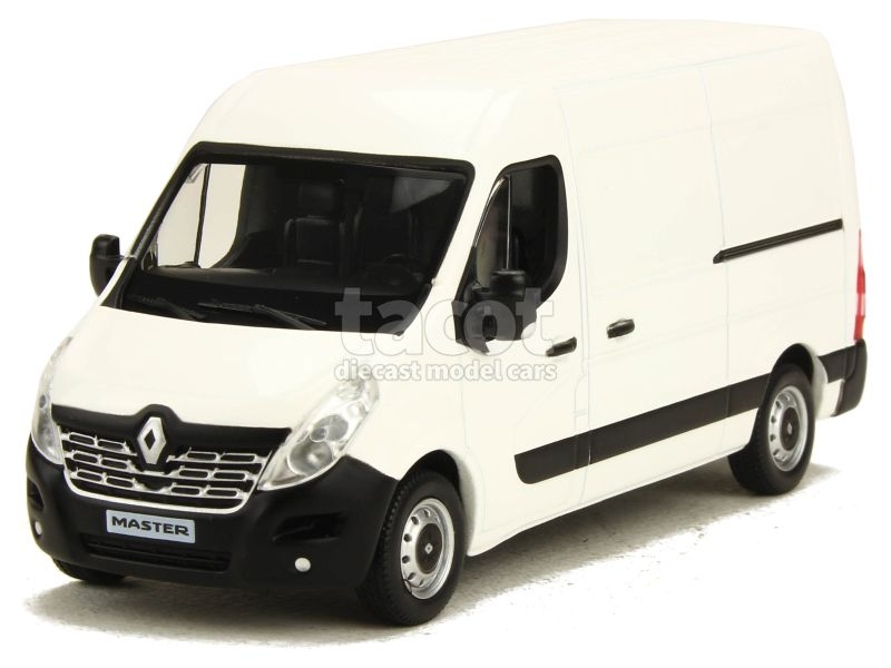 renault master iii l2h2 fourgon 2014 norev 1 43 autos miniatures tacot. Black Bedroom Furniture Sets. Home Design Ideas