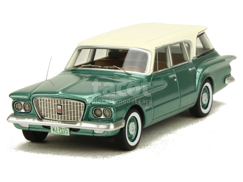 87667 Plymouth Vaillant Station Wagon 1960