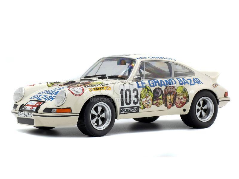 Solido - Porsche 911 RS 2.7L Tour de France 1973  - 1 18