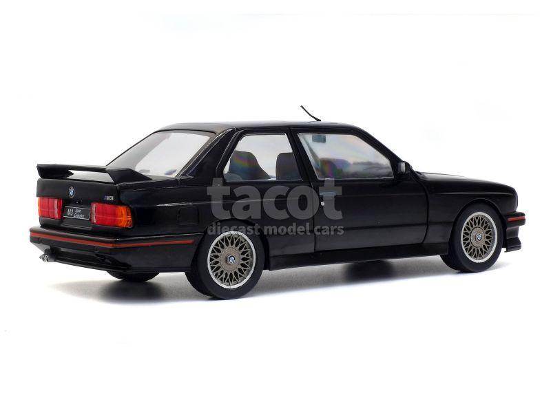 Bmw M3 Sport Evolution E30 1990 Solido 1 18 Autos Miniatures Tacot