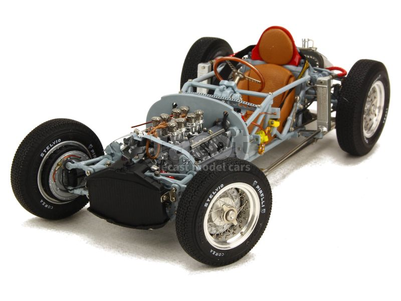 87914 Lancia D50 Chassis 1955